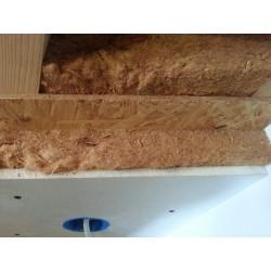 Fibre de bois steico flex 50kg/m3 prix/paquet
