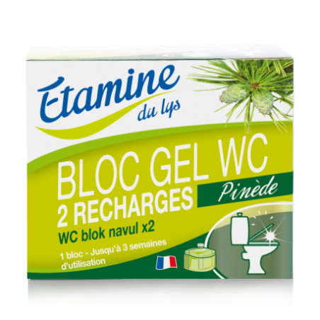 Recharge bloc gel wc x2