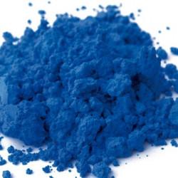 Pigment Cad Bleu C (à la chaux)