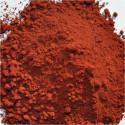 Pigment oxyde de fer (rouge indien)