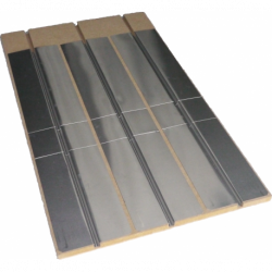 Plancher chauffant Caleo Eco+ seul : prix/m2