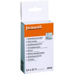 Vis fermacell 3.9x22 prix/boite