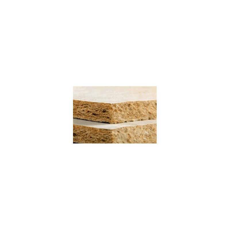 Fibre de bois IsonatFlex 55h ép.100mm 4.25m²/paquet