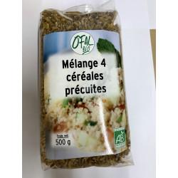 Melange 4 cereales...