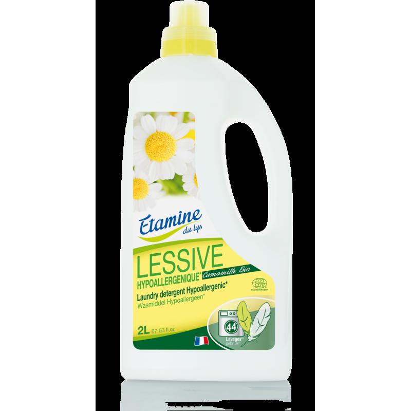 Lessive liquide hypoalergenique 2l