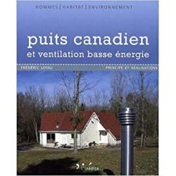 Puits canadien et ventilation basse énergie