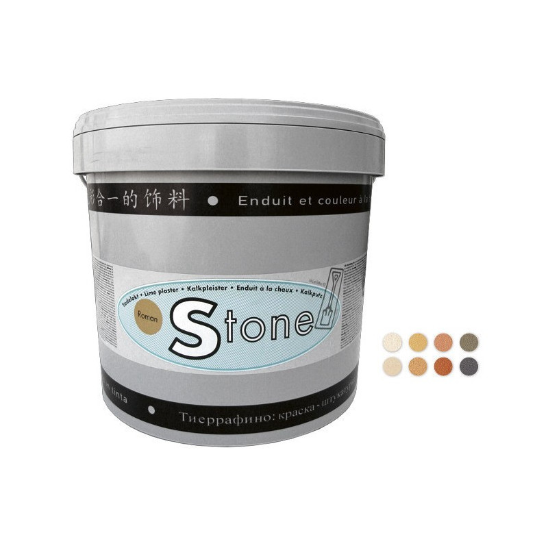 Tadelakt Tierrafino Stone 12.5Kg