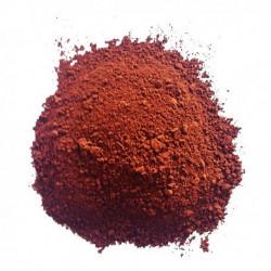 Pigment Sienne Calcinée (nat min)