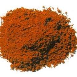 Pigment Ocre Rouge Foncé (nat min)