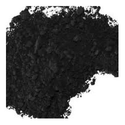 Pigment ox synt Anthracite